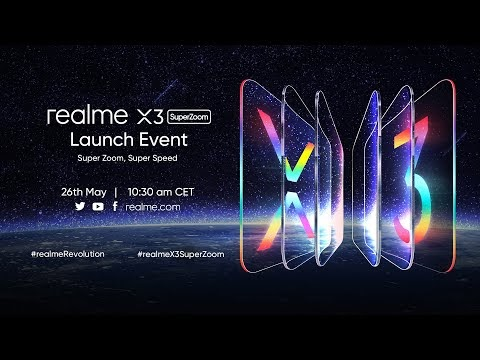 Shocking Facts About Realme X3 SuperZoom Launch Today