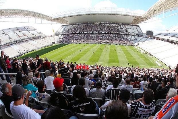 Resultado de imagem para O Corinthians esqueceu que há CADEIRANTES em sua torcida?