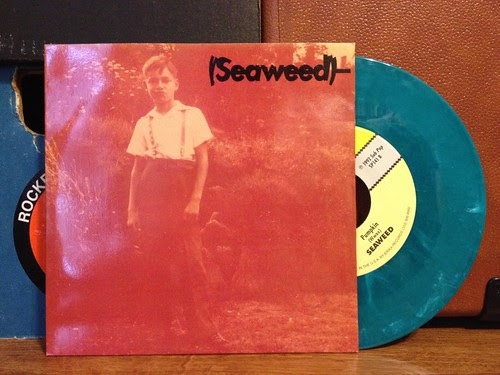 "Seaweed - Bill 7"" - Green Vinyl by Tim PopKid"