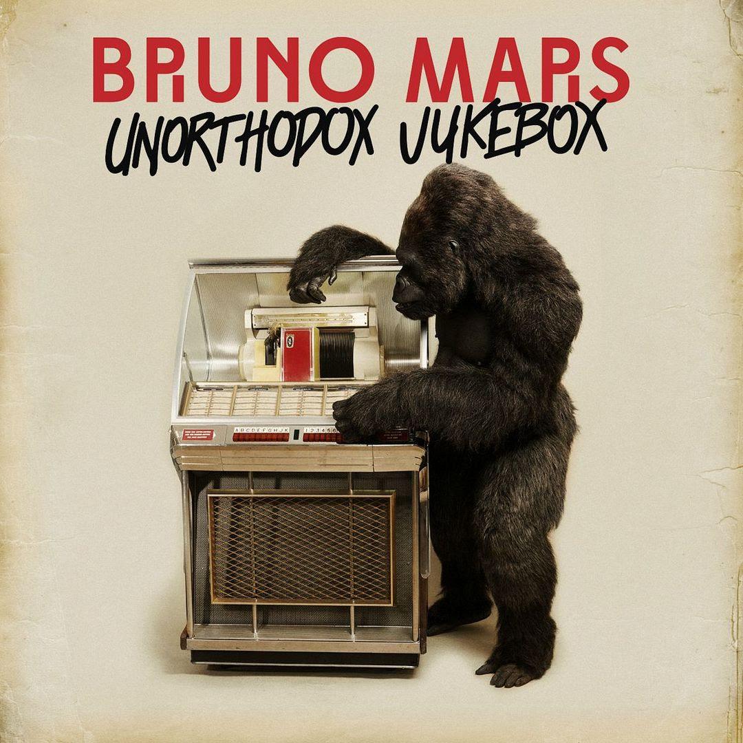 Unorthodox Jukebox (Album Cover), Bruno Mars