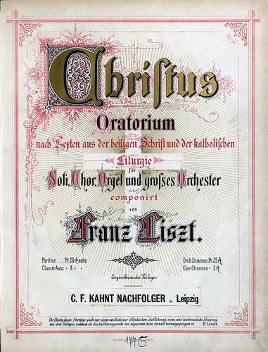 Christus Oratorium 1870 (MDZ)