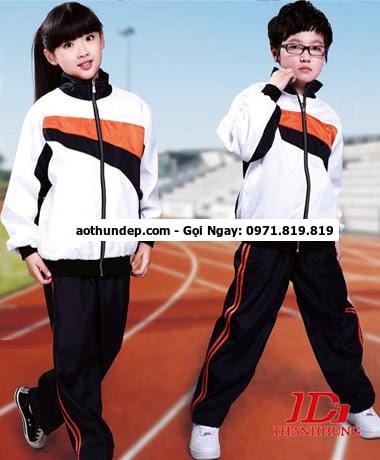 đồng phục thể dục hàn quốc