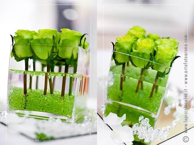 Green wedding centerpieces decor ideas wedding decorations green wedding centerpieces ideas junglespirit Images