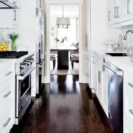 21 Best Small Galley Kitchen Ideas
