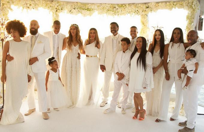 Photos Inside Tina Knowles And Richard Lawsons Wedding