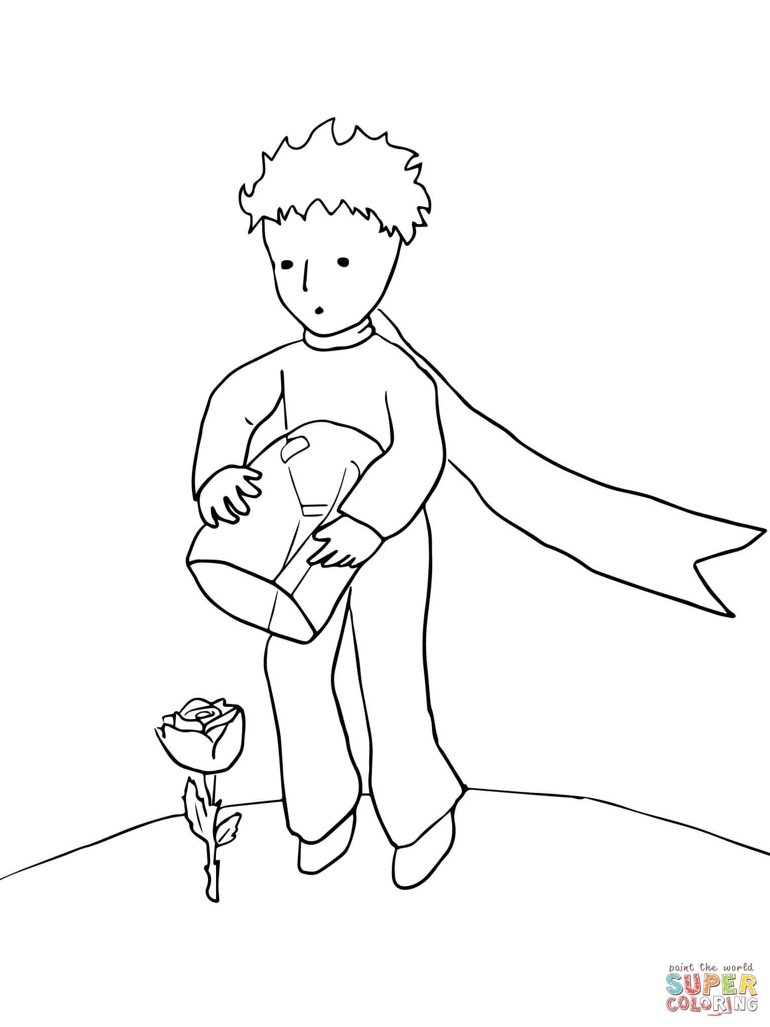 Klick das Bild Der kleine Prinz