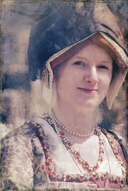 Tudor Queen - Jane Seymour