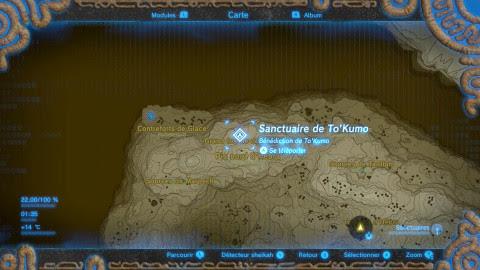 Fossiles De Baleines Soluce The Legend Of Zelda Breath
