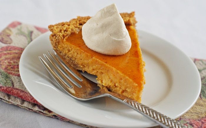 sweet potato pie....better than pumpkin! | bakeat350.net