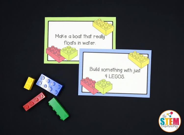Love these FREE LEGO challenge cards So many fun STEM ideas in the set