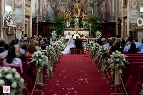 Images Of Wedding Decorations In Church