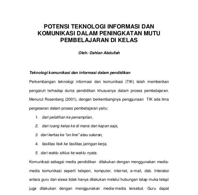 Contoh Jurnal Skripsi Ekonomi Manajemen - Hontoh
