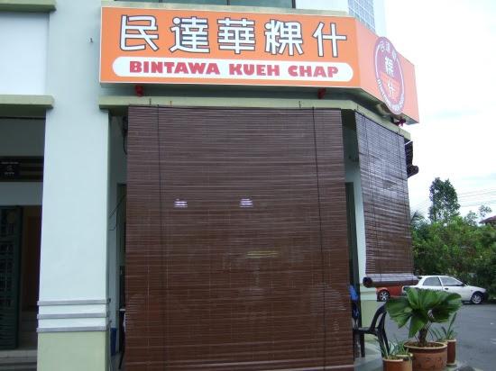 Bintawa Kueh Chap