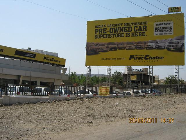 Mahindra First Choice Superstore at Bavdhan Budruk