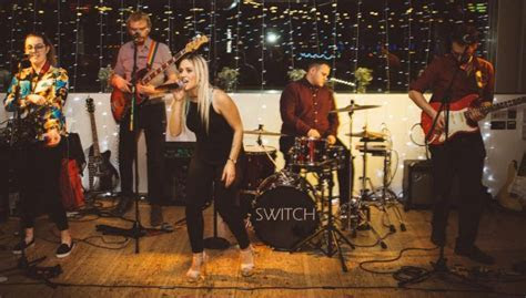 Top rated wedding band in North East, North West, Scotland