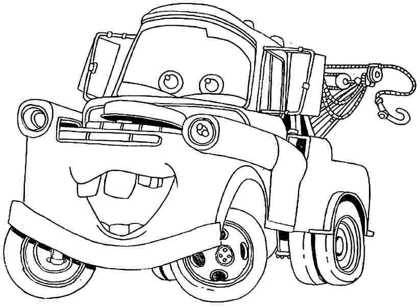 Tutto Il Meglio Di Disegni Cars 3 Da Stampare E Colorare Su