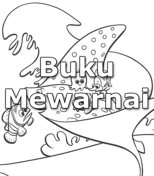 Gambar Mewarnai Anak Kelas 3 Sd - GAMBAR MEWARNAI HD
