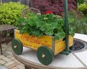 Coca-Cola Antique Wagon