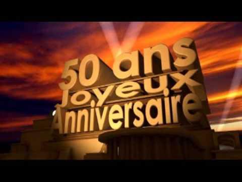 Discours Anniversaire 50 Ans