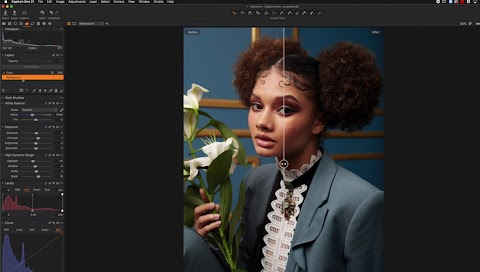 A Beginners Guide to Editing with Capture One for Portraits