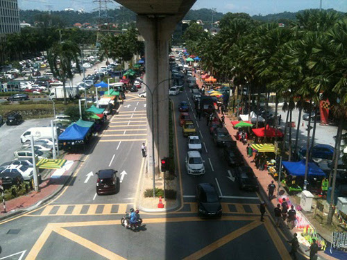 8835748648 de7e8877e3 o Gambar dan Video Perhimpunan Blackout 505 di Petaling Jaya 25 Mei 2013