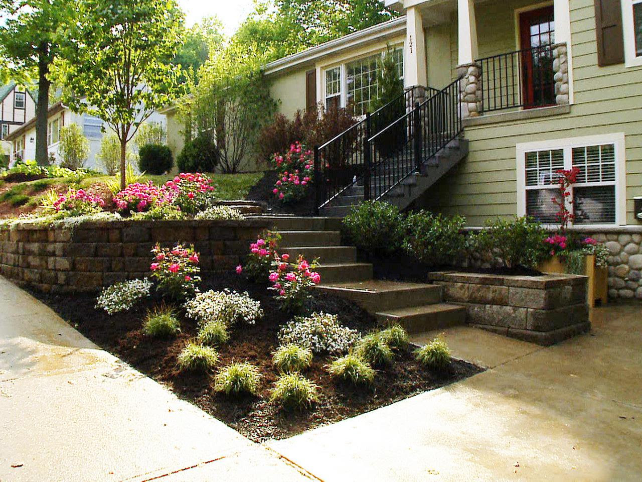 Front Yard Landscaping Ideas | DIY Landscaping | Landscape ...