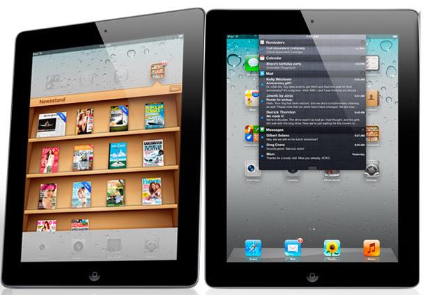 iPad 3 desejado pelos usuários do site (Foto: Divulgação)