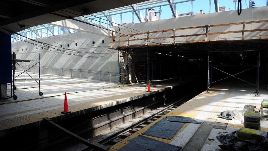 El subte C vuelve a llegar a Constitución y en diez días abren el centro de trasbordo