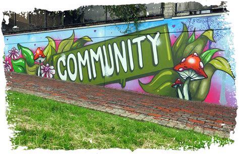 london graffiti mural artist community workshops