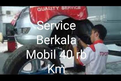 PANDUAN SERVICE BERKALA MOBIL 40.000 KM