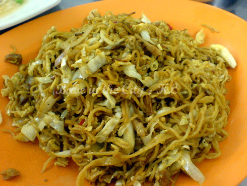 Stir fried Sang Meen