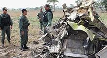 Venezuela derruba avião do Brasil e provoca 2 mortes