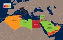 Mappa Egitto