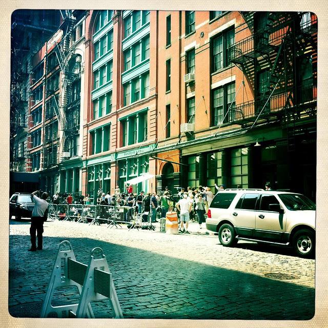 Franklin Street, Tribeca