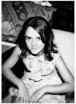 Mihaela Runceanu la 6 ani