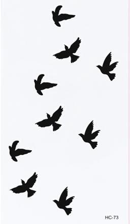 Fotos De Tatuajes De Aves Bird Tattoos Tatuajes Y Tattoos