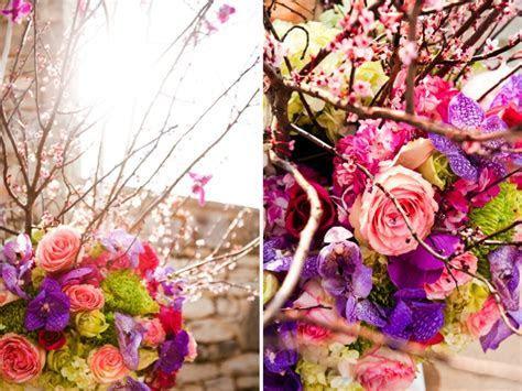 Pink & Purple Modern Elegant Wedding   Every Last Detail