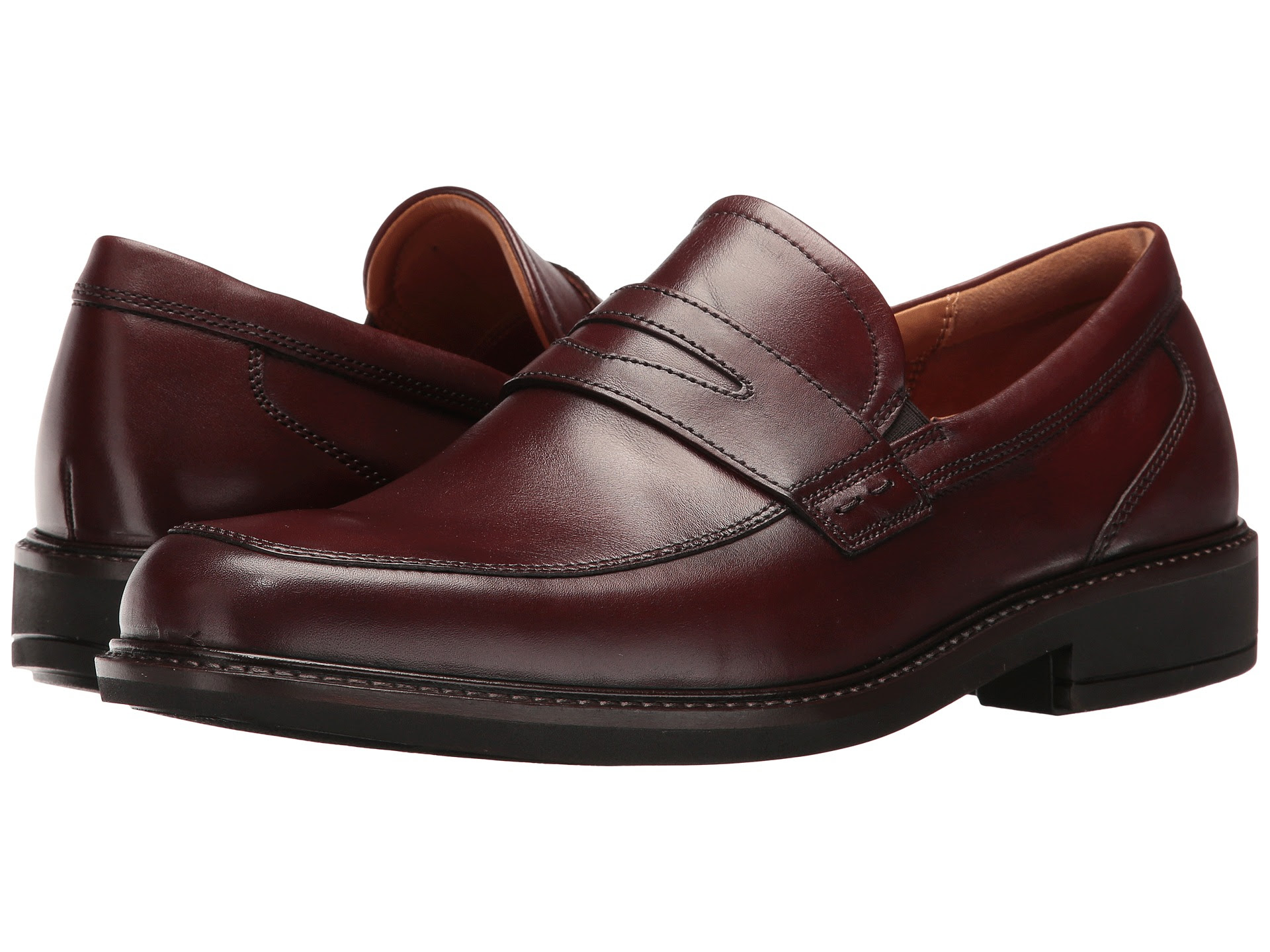 ECCO Holton Penny Loafer - Zappos.com Free Shipping BOTH Ways