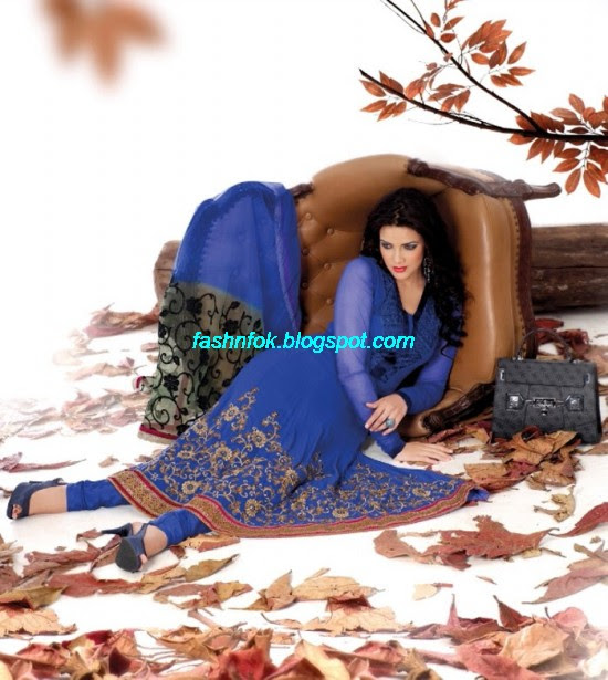 Anarkali-Churidar-Festival-Frocks-Fancy-Dress-Designs-New-Fashionable-Suits-Collection-2013-1