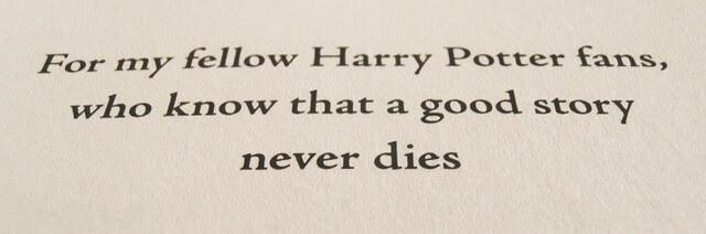 Harry-A-History-dedication