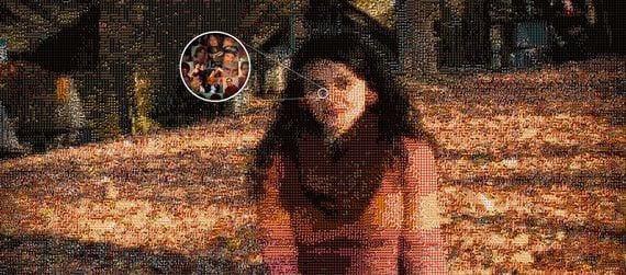 como crear una foto compuesta con miniaturas de otras fotografias utilizando solo tu android Cómo crear una foto compuesta con miniaturas de otras fotografías utilizando solo tu Android