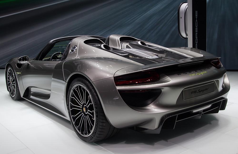 Porsche 918 Spyder Foto Bild sport, motorsport, mein portfolio Bilder auf fotocommunity