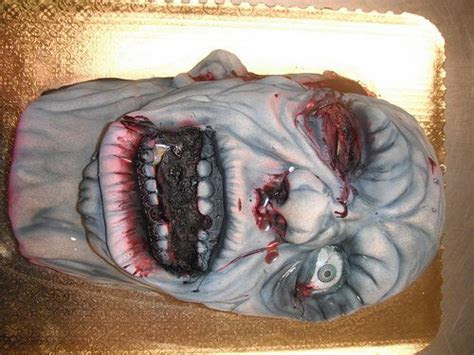107 Best images about Zombie Cakes on Pinterest   Crazy
