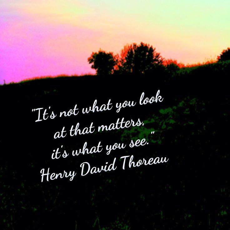 Famous Nature Quotes By Thoreau. QuotesGram