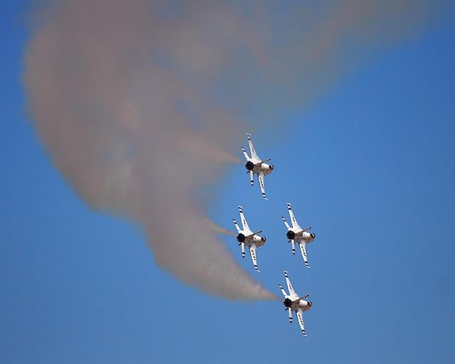 IMG_3318 Thunderbirds, Travis AFB Air Show