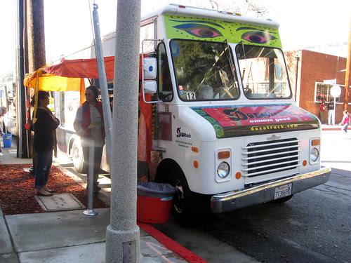 Food Truck Benefit for Haiti: Dosa Truck