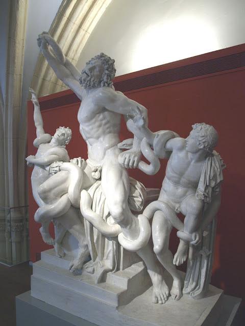 Laoconte, Museo de Reproducciones Bilbao