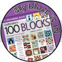 100 Blocks Button
