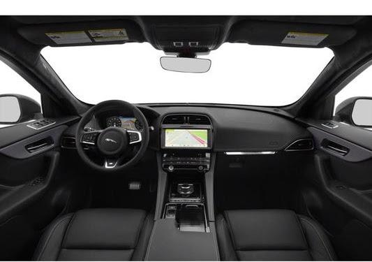 2020 Jaguar F Type Suv