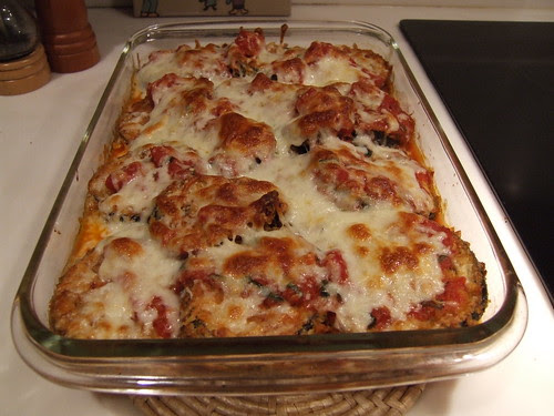 Eggplant Parmesan by joebeone, on Flickr